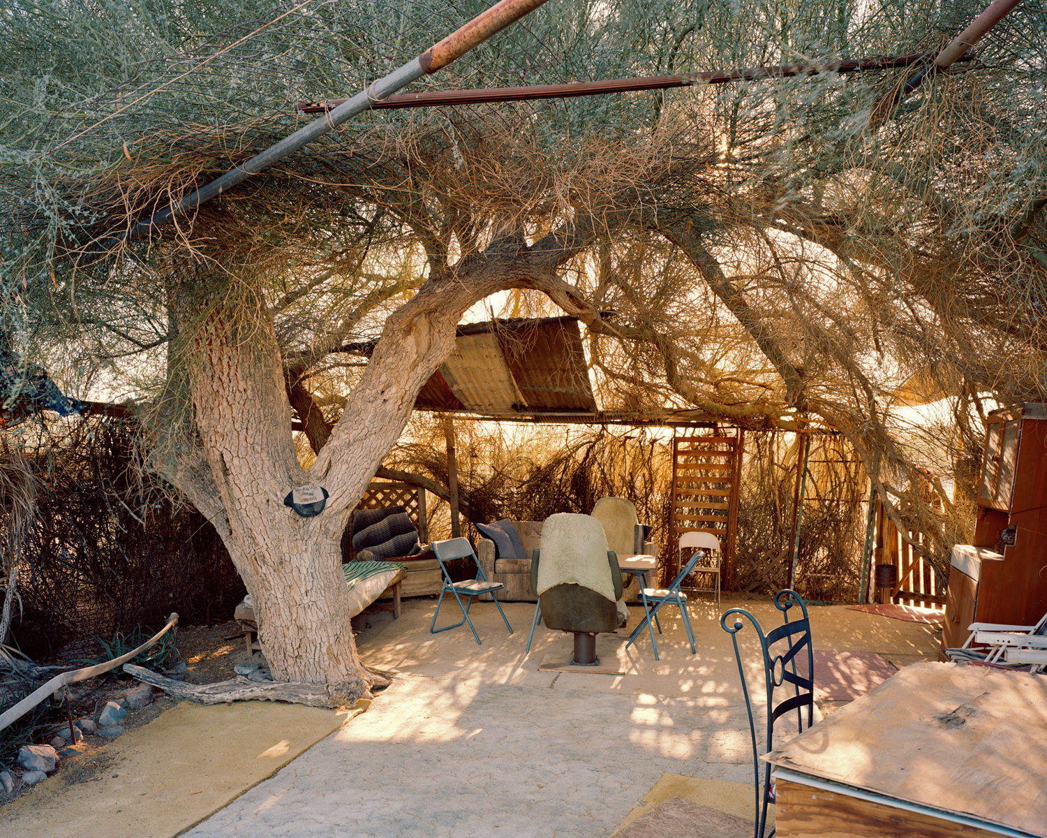 Reading Room, Slab City Library