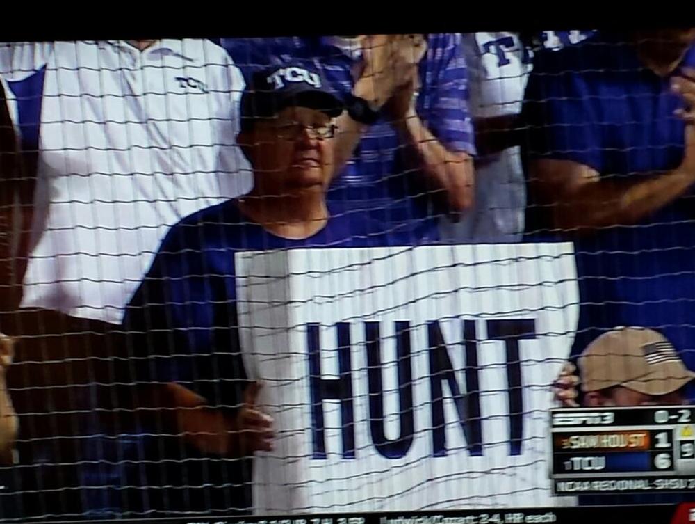 . Pitchers keep hunting. #ToadToOmaha