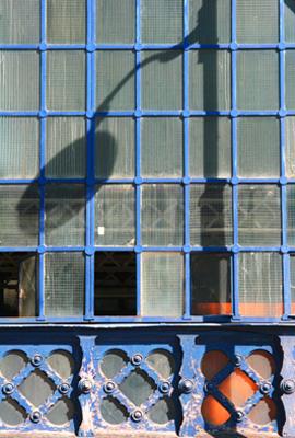 16.Blue Lamp, Paris, France.jpg