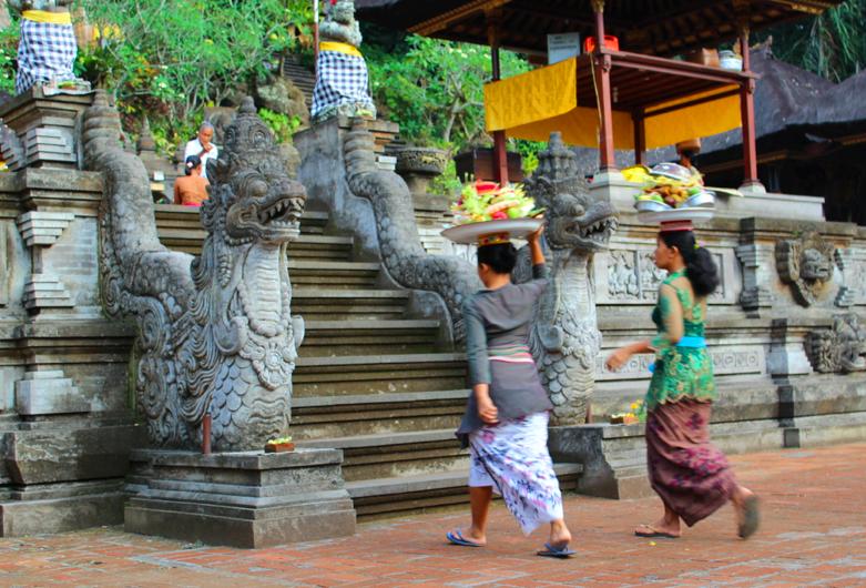 A different random temple near Ubud
