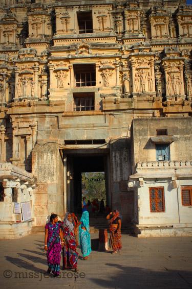 Inside Lakshmi's home