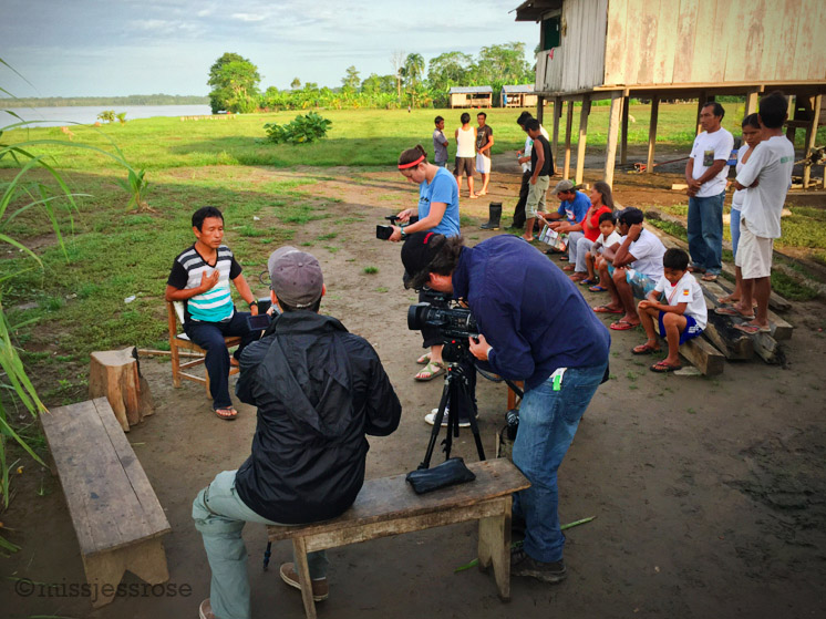 San Pedro interviews