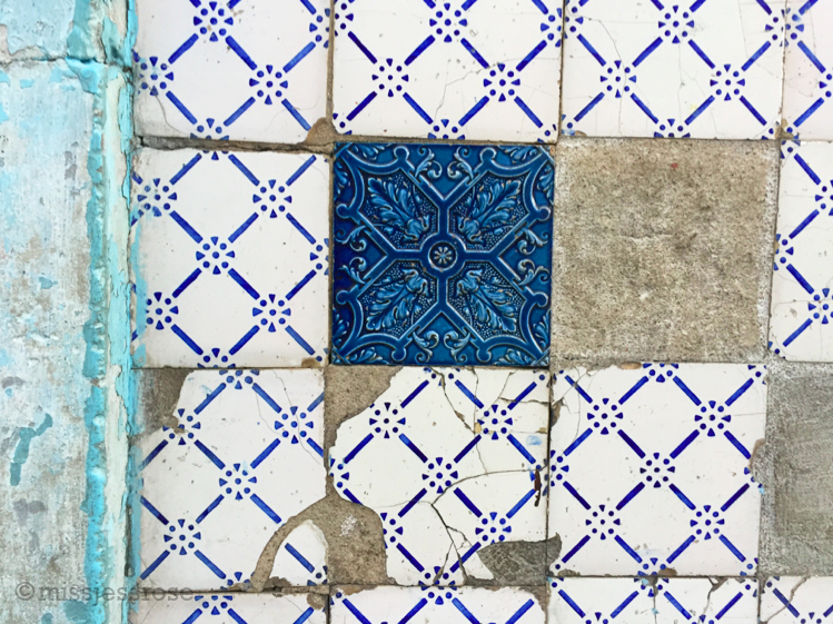 Pretty patterns in Iquitos.