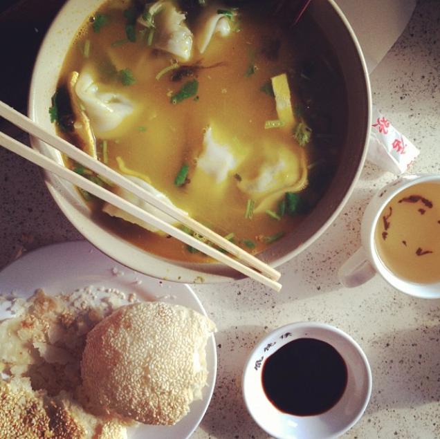 Beijing lunch