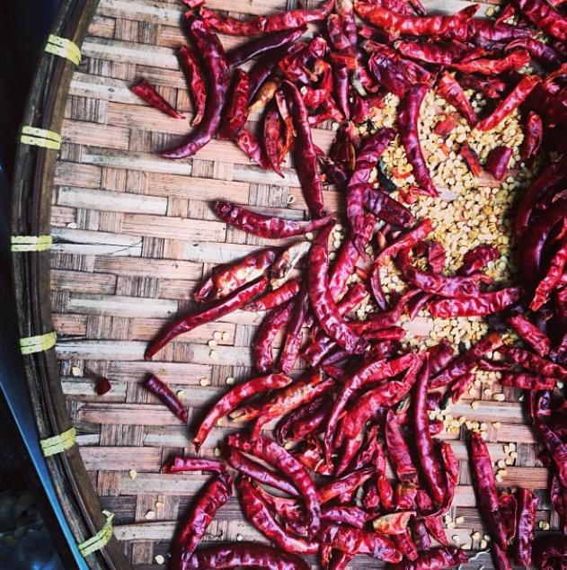 Bangkok spices
