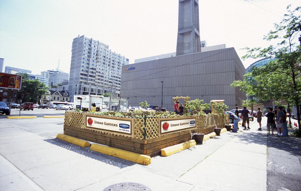 Urban Garden Toronto