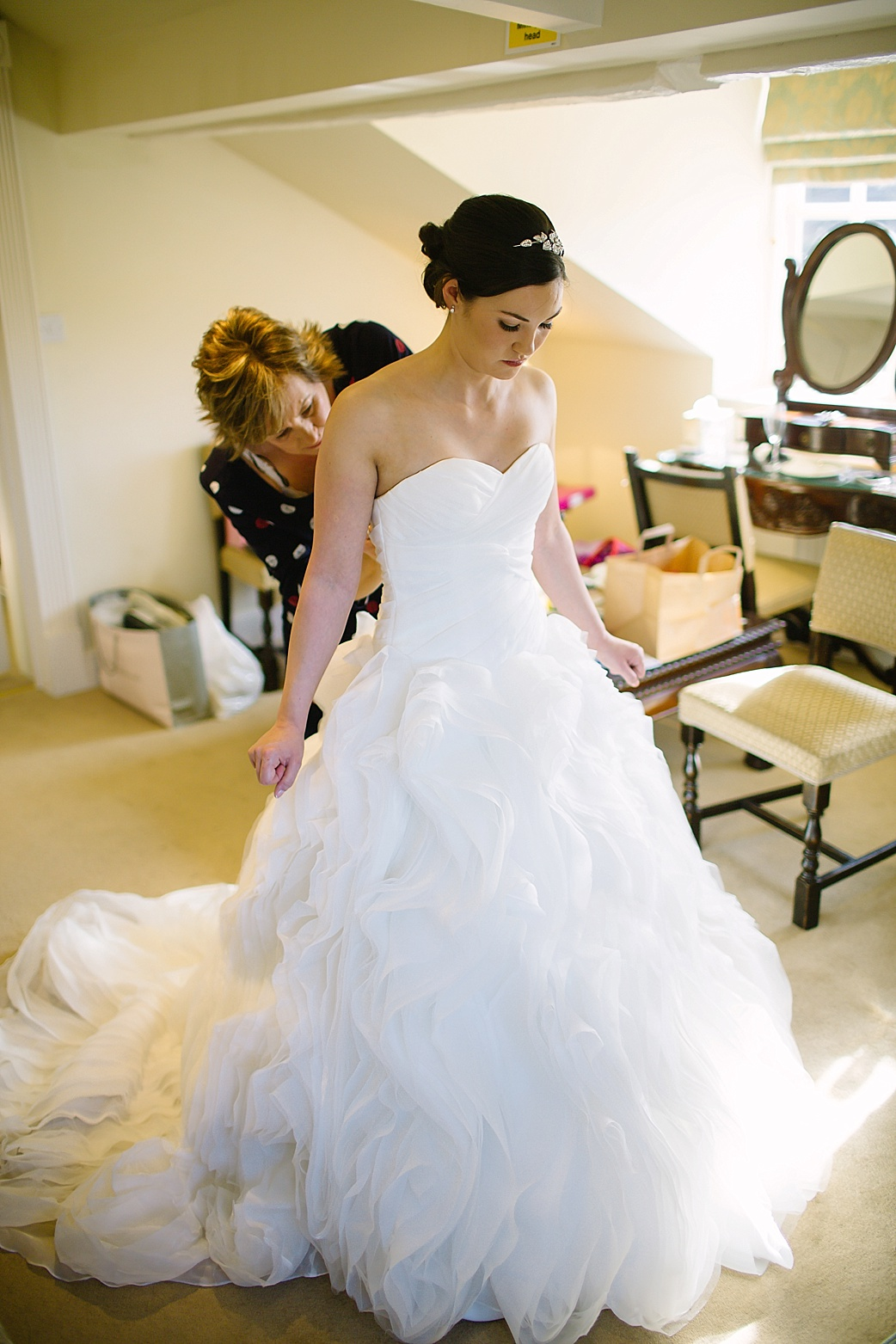 warwick house wedding dress