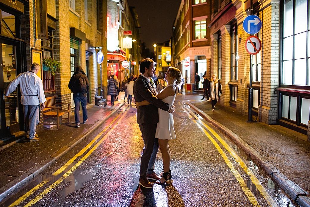 London night portraits