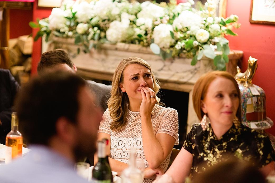 crying bride Brunswick