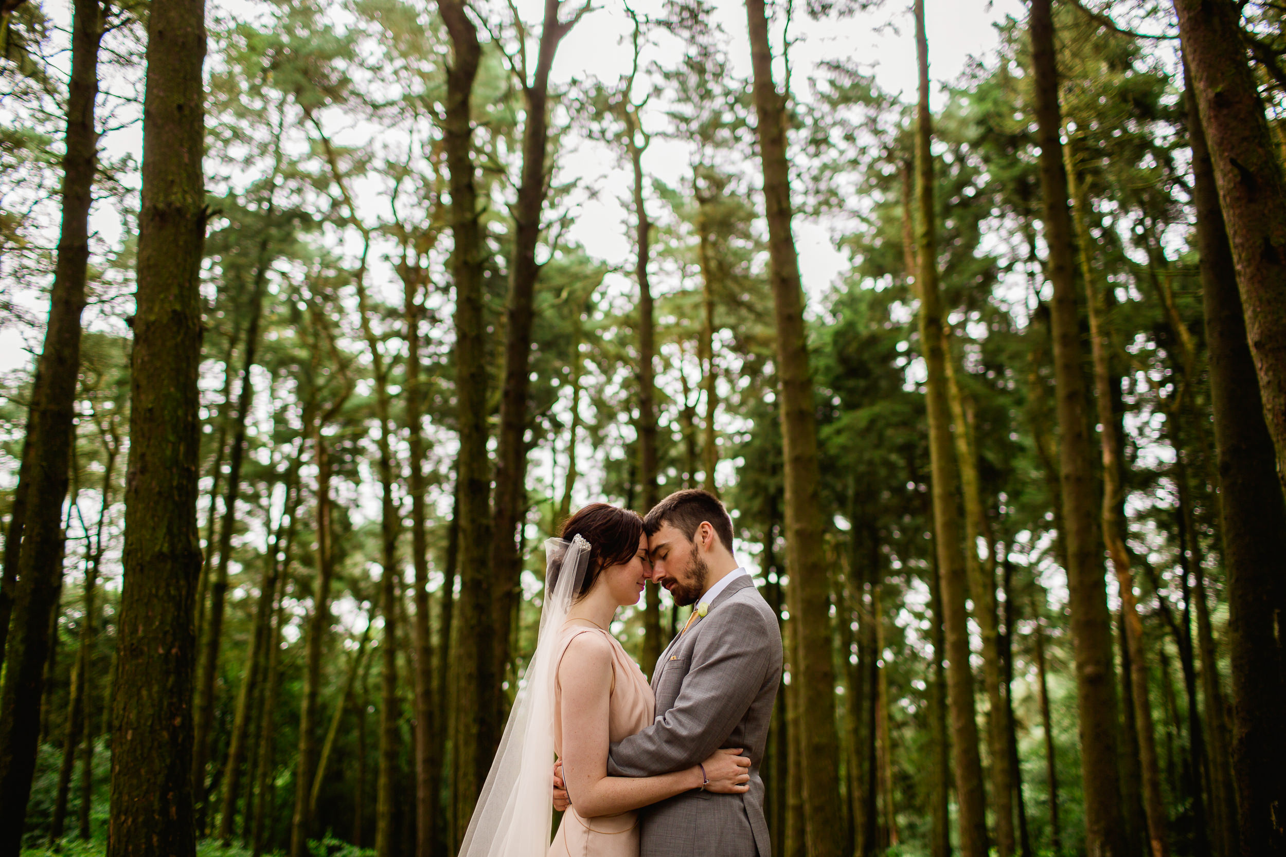 Lickey Hills wedding - woodland wedding - Birmingham wedding