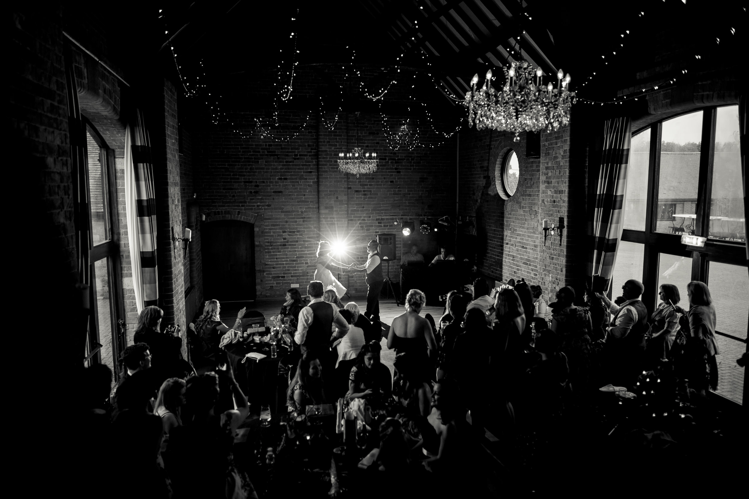 Wedding first dance - Birmimgham wedding - Alternative wedding
