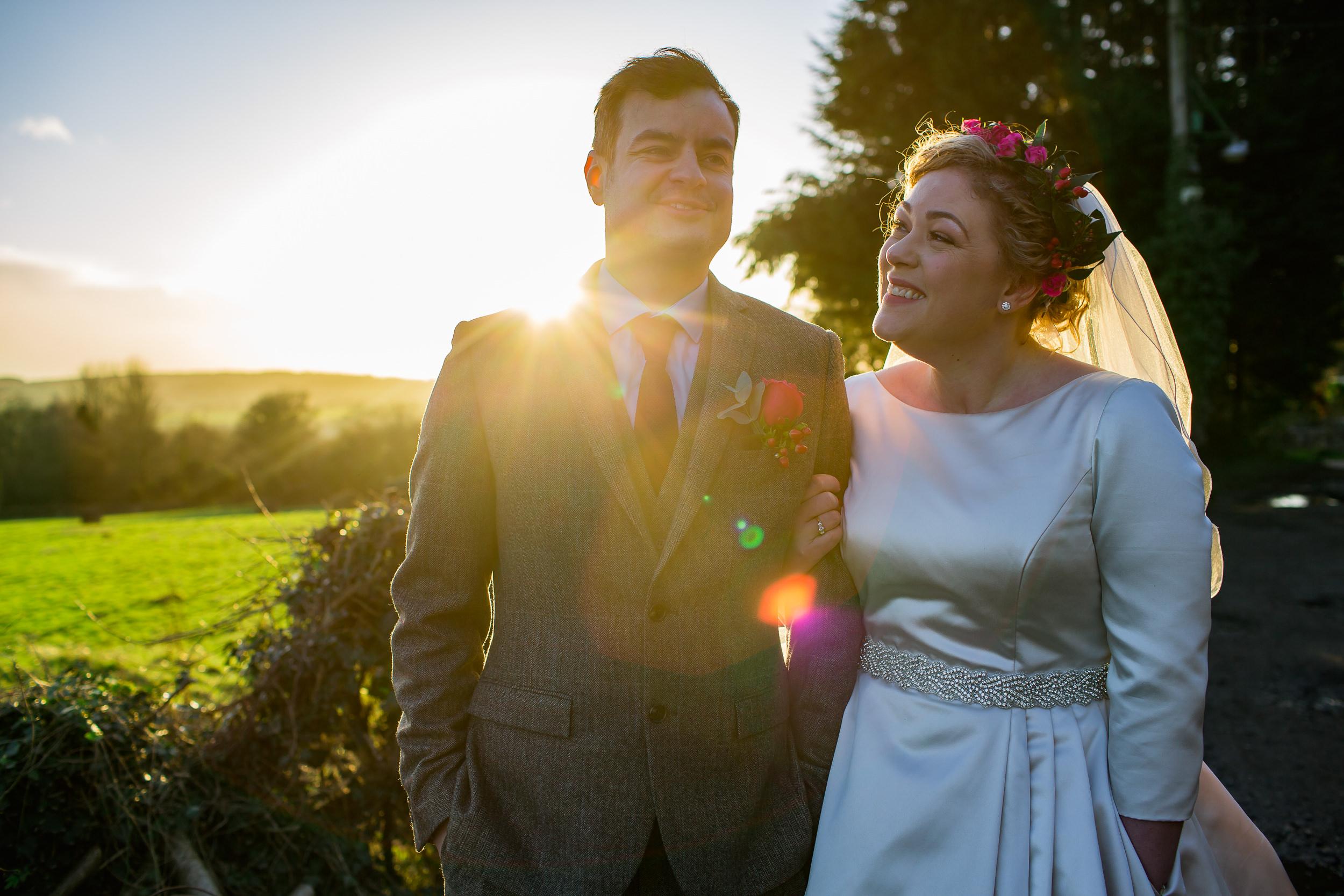 Spring wedding - spring wedding sun - Birmingham wedding