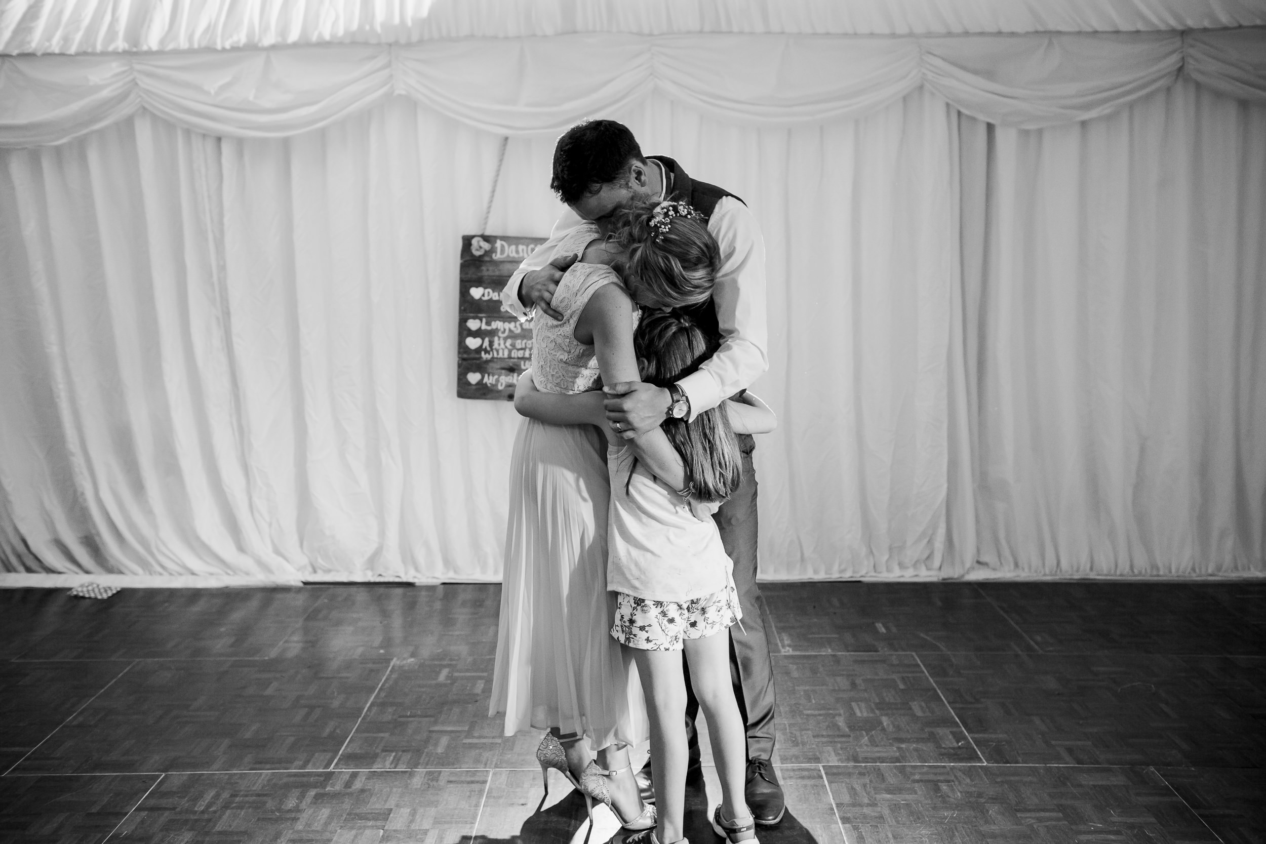 first dance - family dance - Birmimgham wedding
