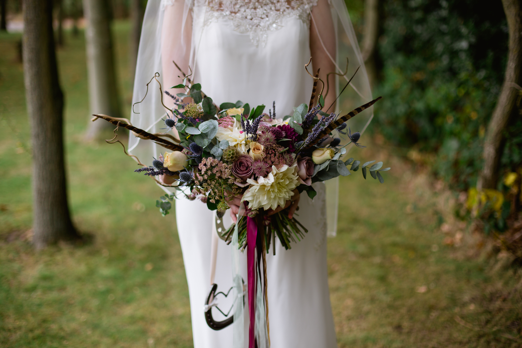 Bridal flowers by In Bloom flowers