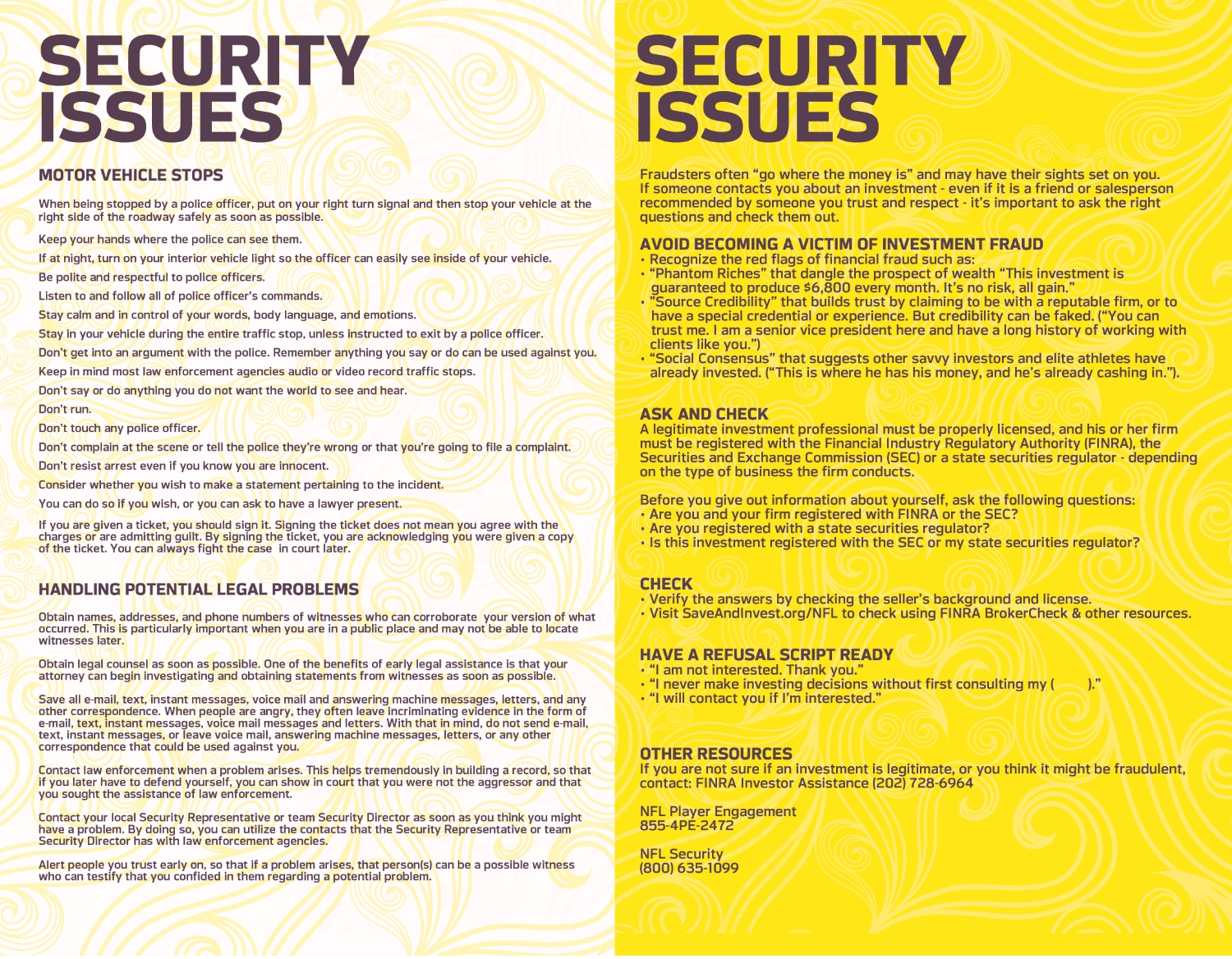 SECURITY ISSUES pages 3 and 4.jpg