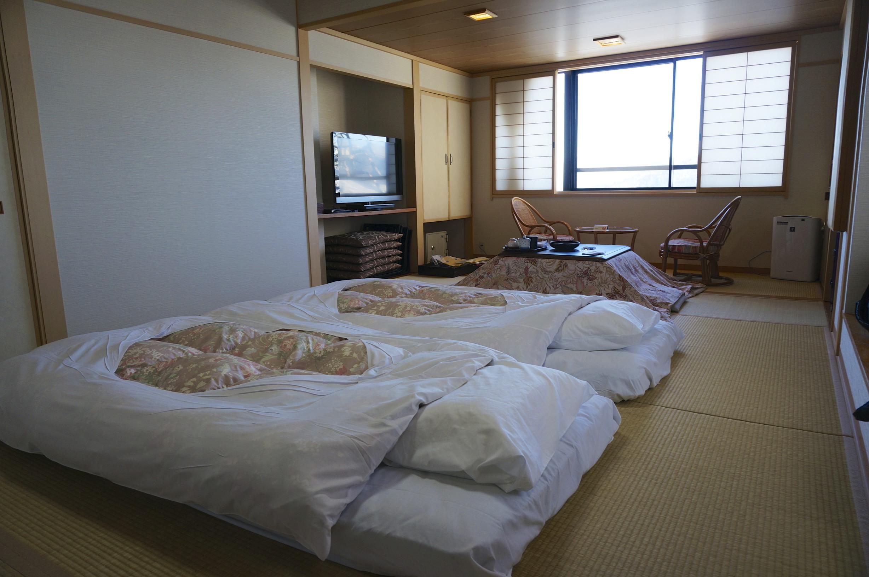 Hotel Tsubakino – Japanese-style room