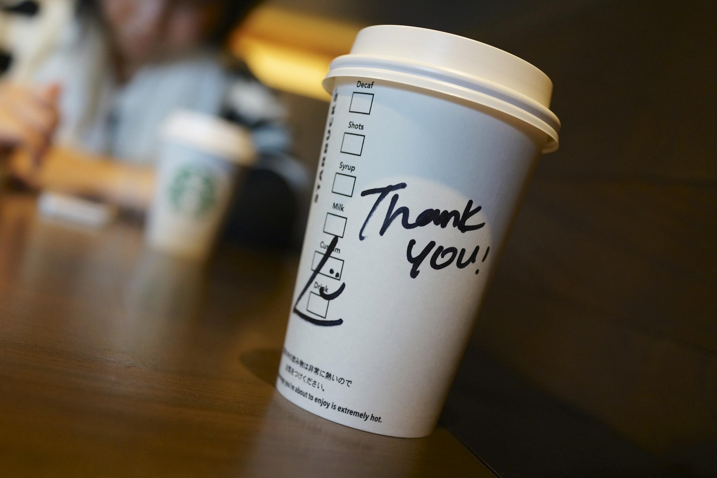 Starbucks, Harajuku, Tokyo.