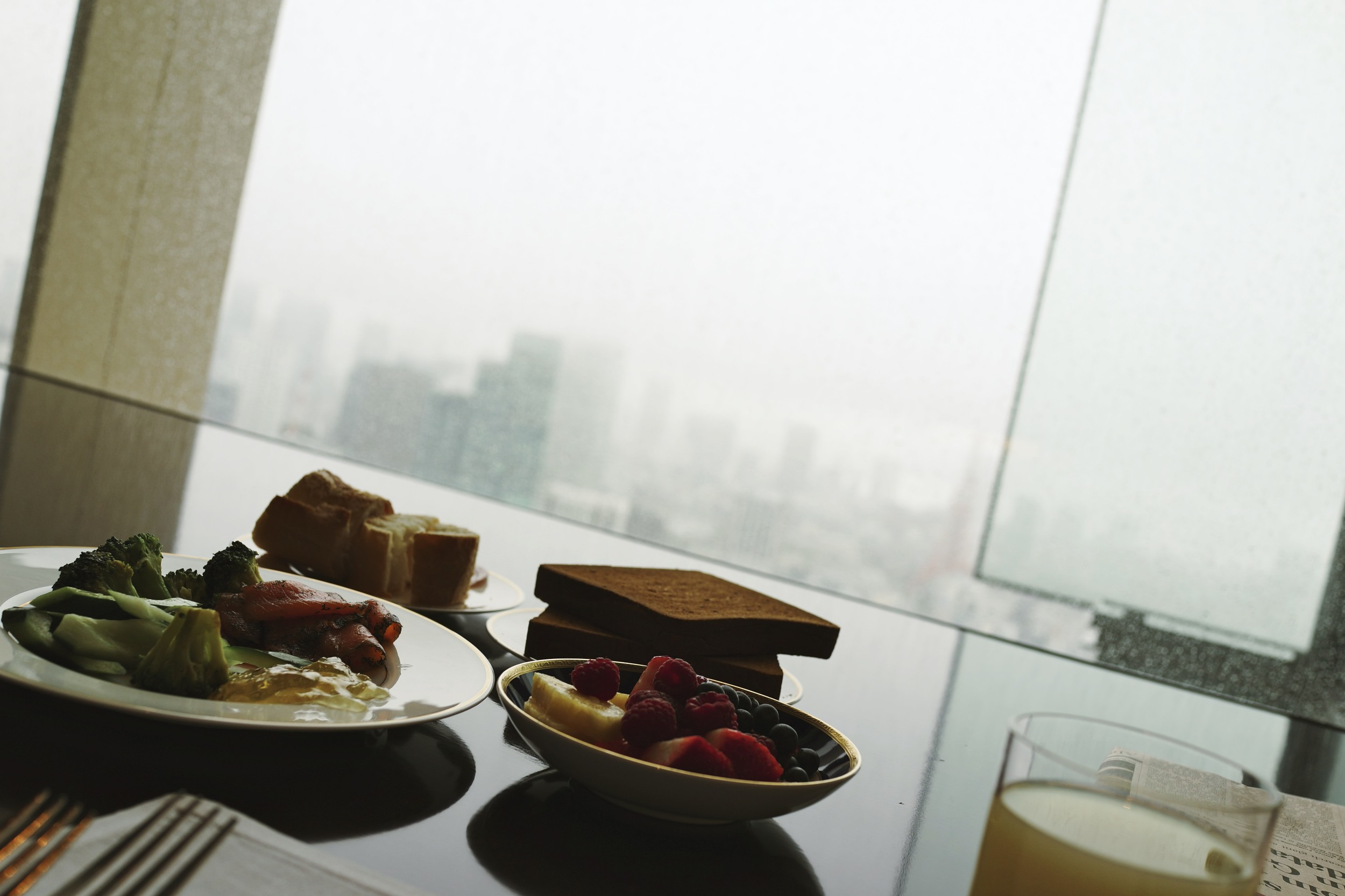 Breakfast, Ritz-Carlton Tokyo
