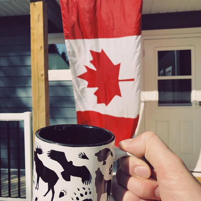 Happy Canada Day! 🇨🇦 Hope you all had a great long weekend!  #yxecoffee #yxecoffeeclub