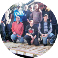 WikiHouse represents a unique tool for building community cohesion and resilience.