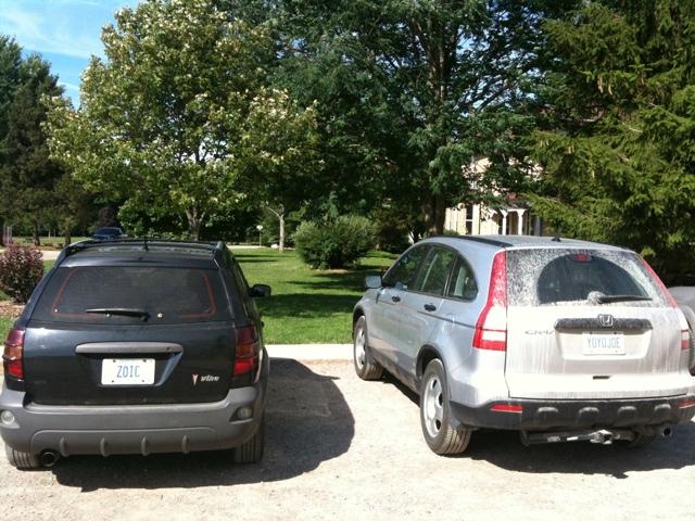 CampHacker cars