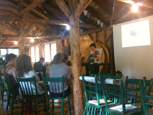 Teaching Happiness at Camp Ouareau