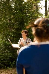 Beth Allison summer camp trainer