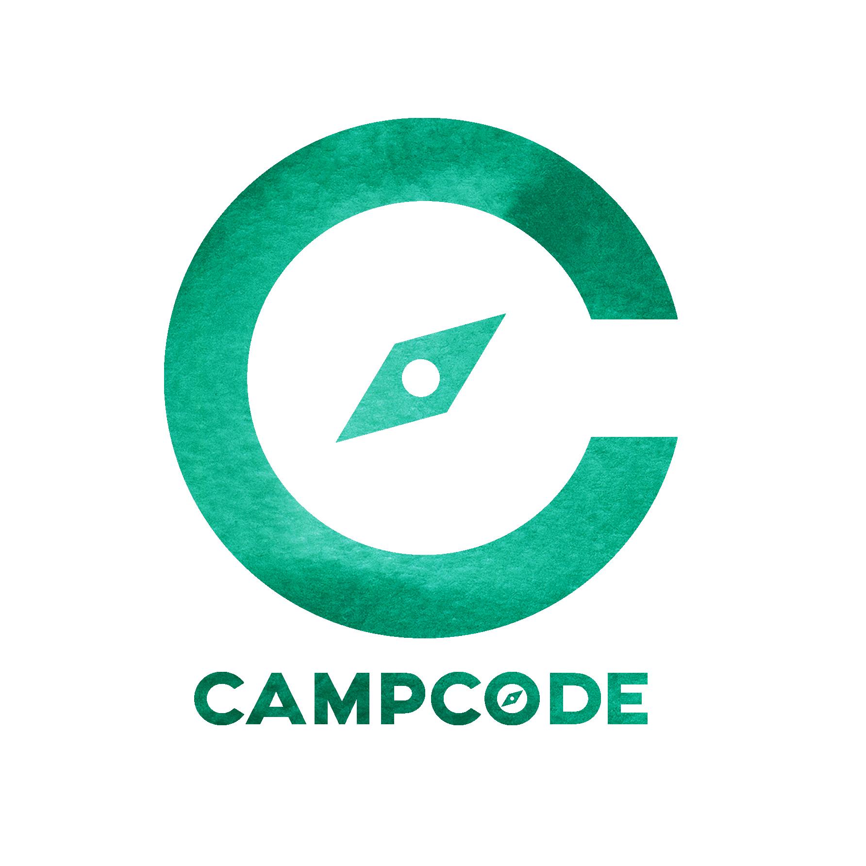 Camp Code Logo