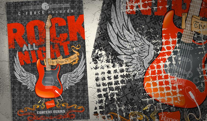 Rock Coaster poster