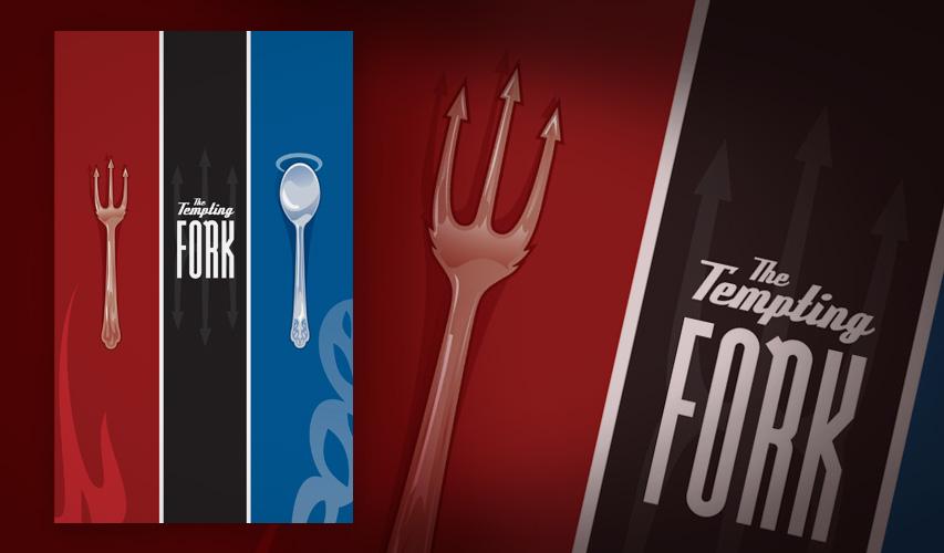 Tempting Fork poster
