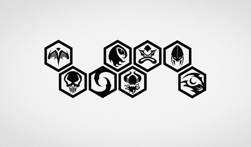 Heroscape icons