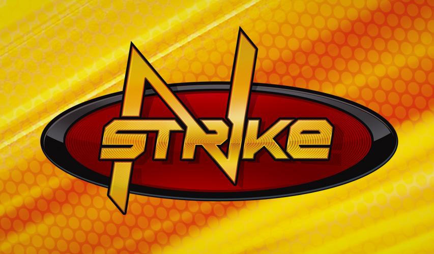 Nerf N-Strike logo concept