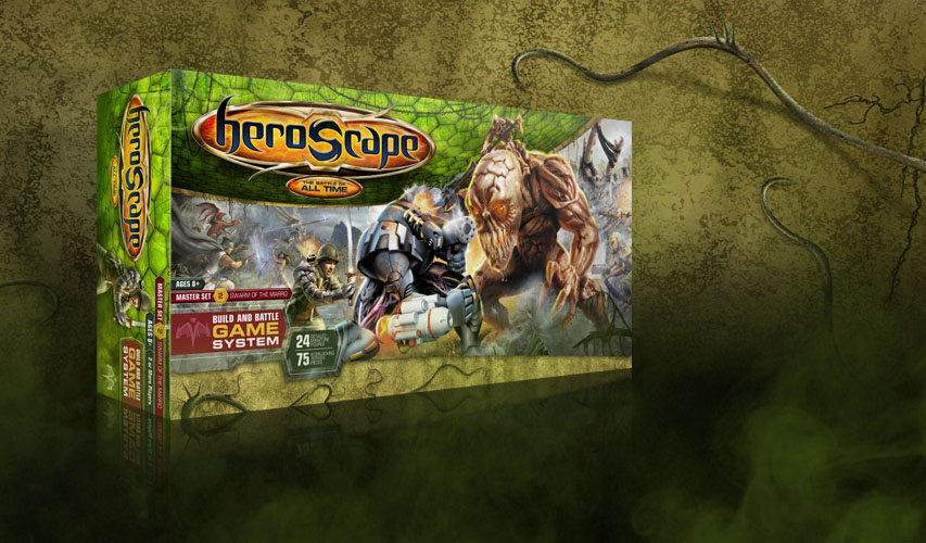 2008 Heroscape refresh