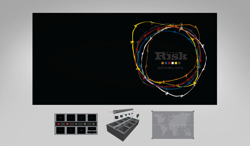 Risk Black Ops concept