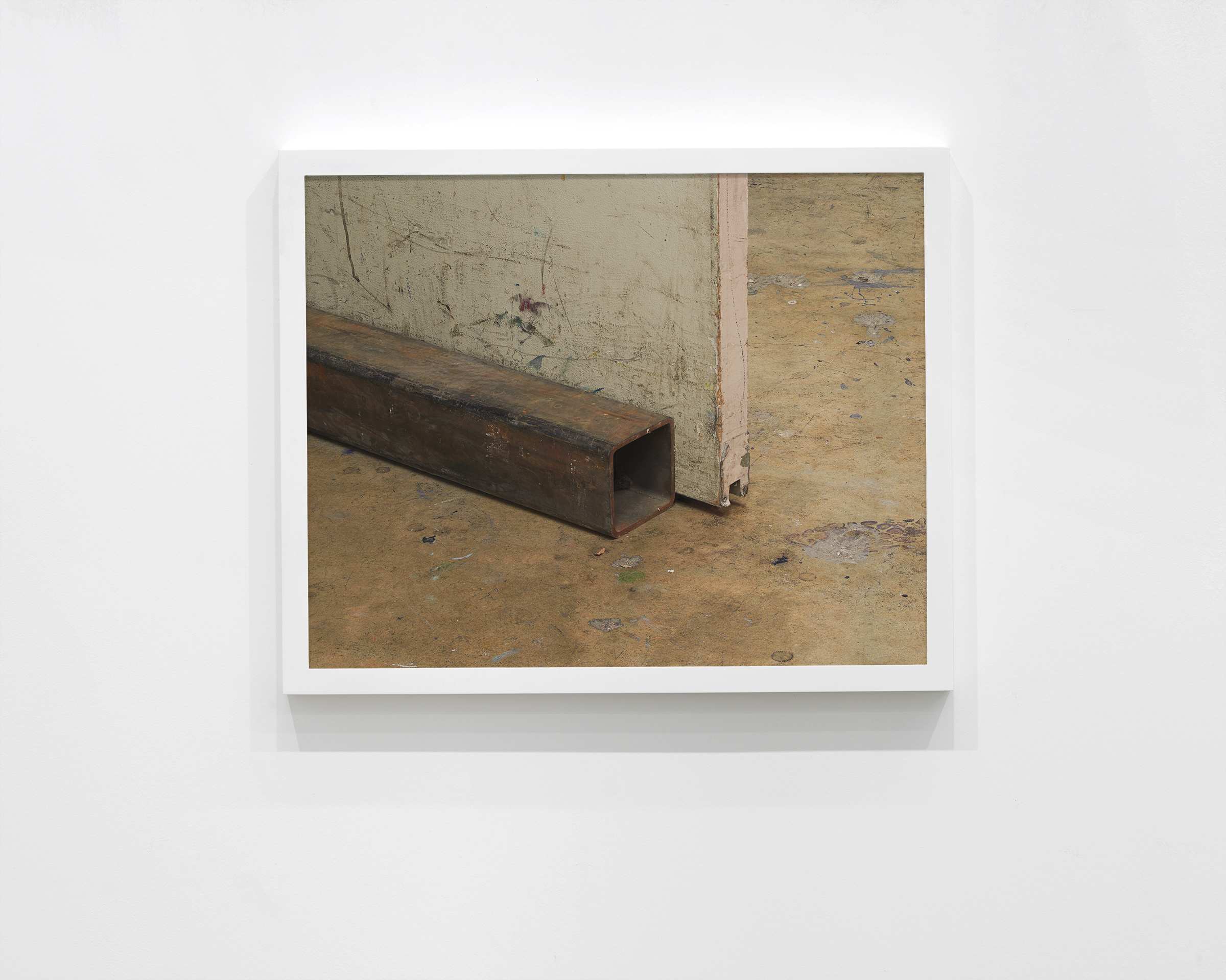 """Warner Study #25"", 2017 - 2018  16 x 20 in. (40.64 x 50.80 cm)"