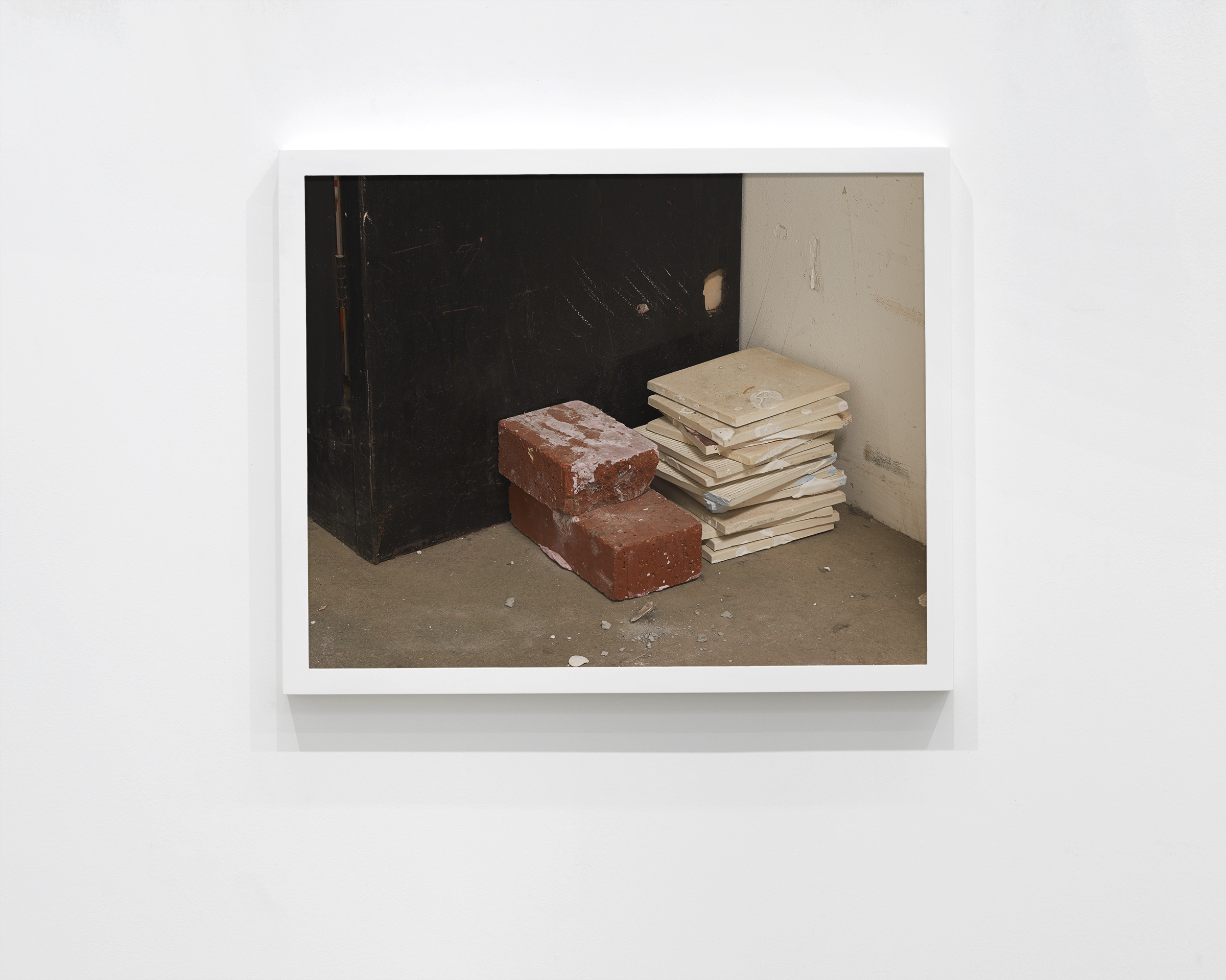 """Warner Study #52"", 2017 - 2018  16 x 20 in. (40.64 x 50.80 cm)"