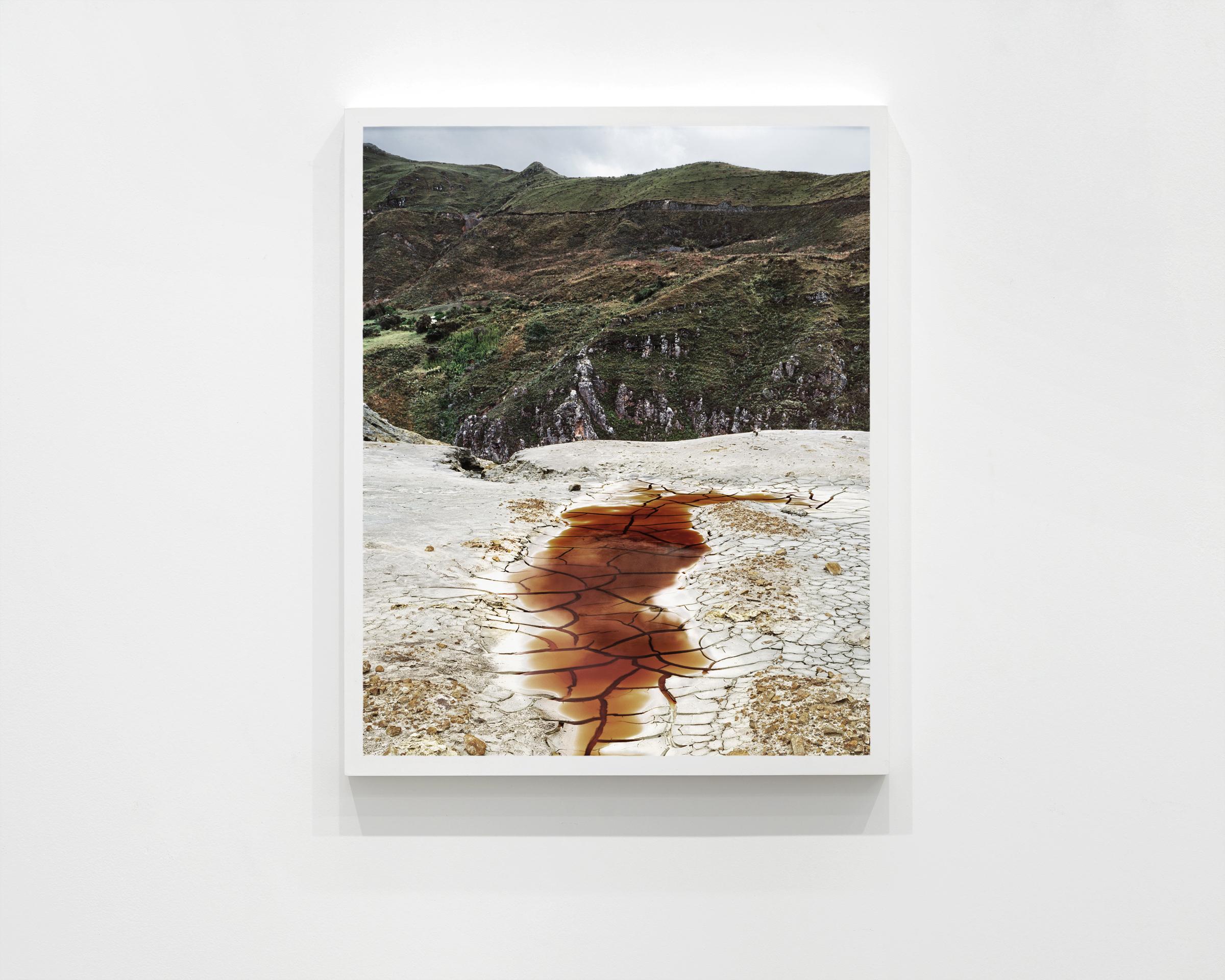 """""""Hualgayoc"""", 2008  30 x 24 in (76.2 x 60.96 cm)"""