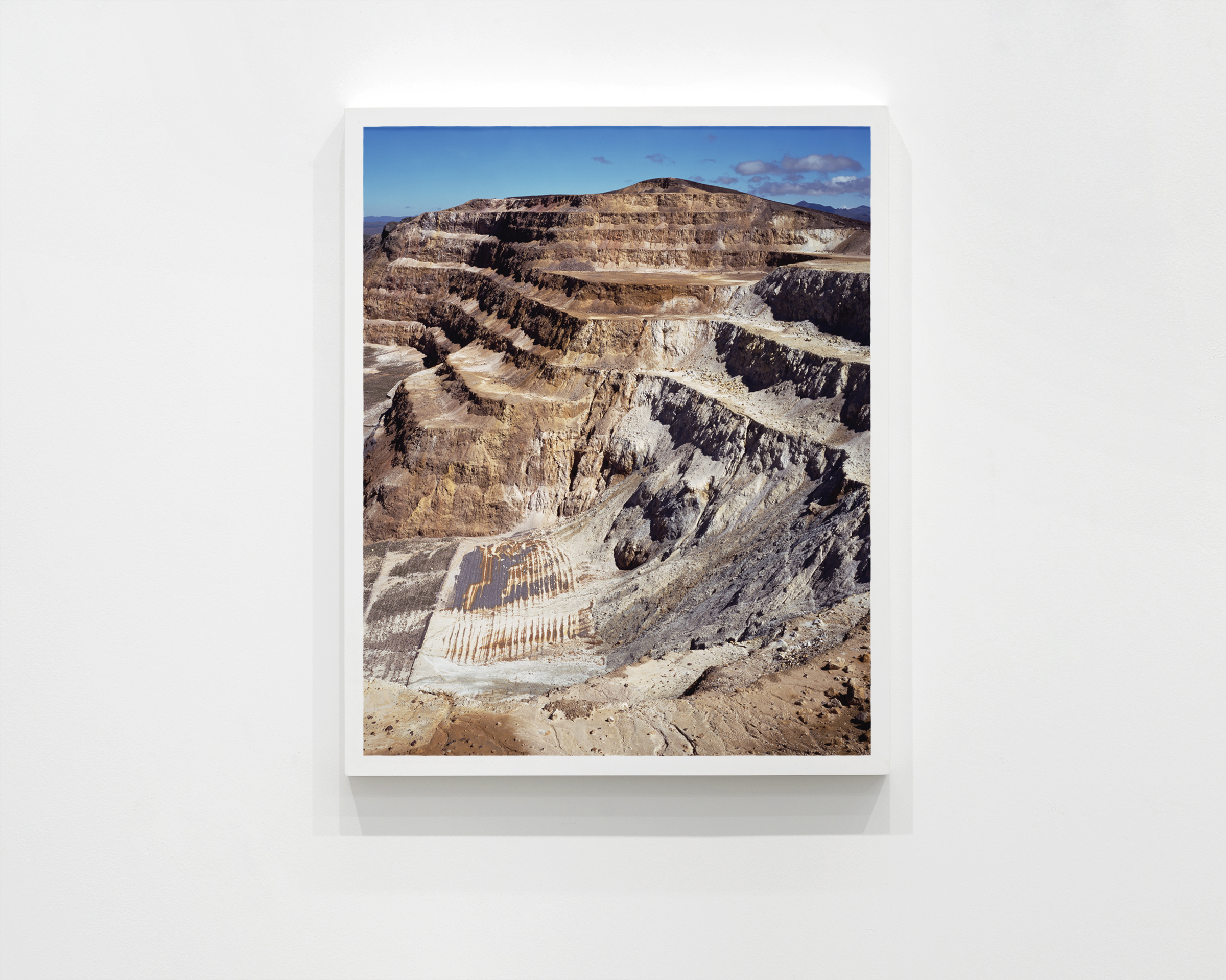 """""""Maqui Maqui Wall"""", 2008  30 x 24 in (76.2 x 60.96 cm)"""