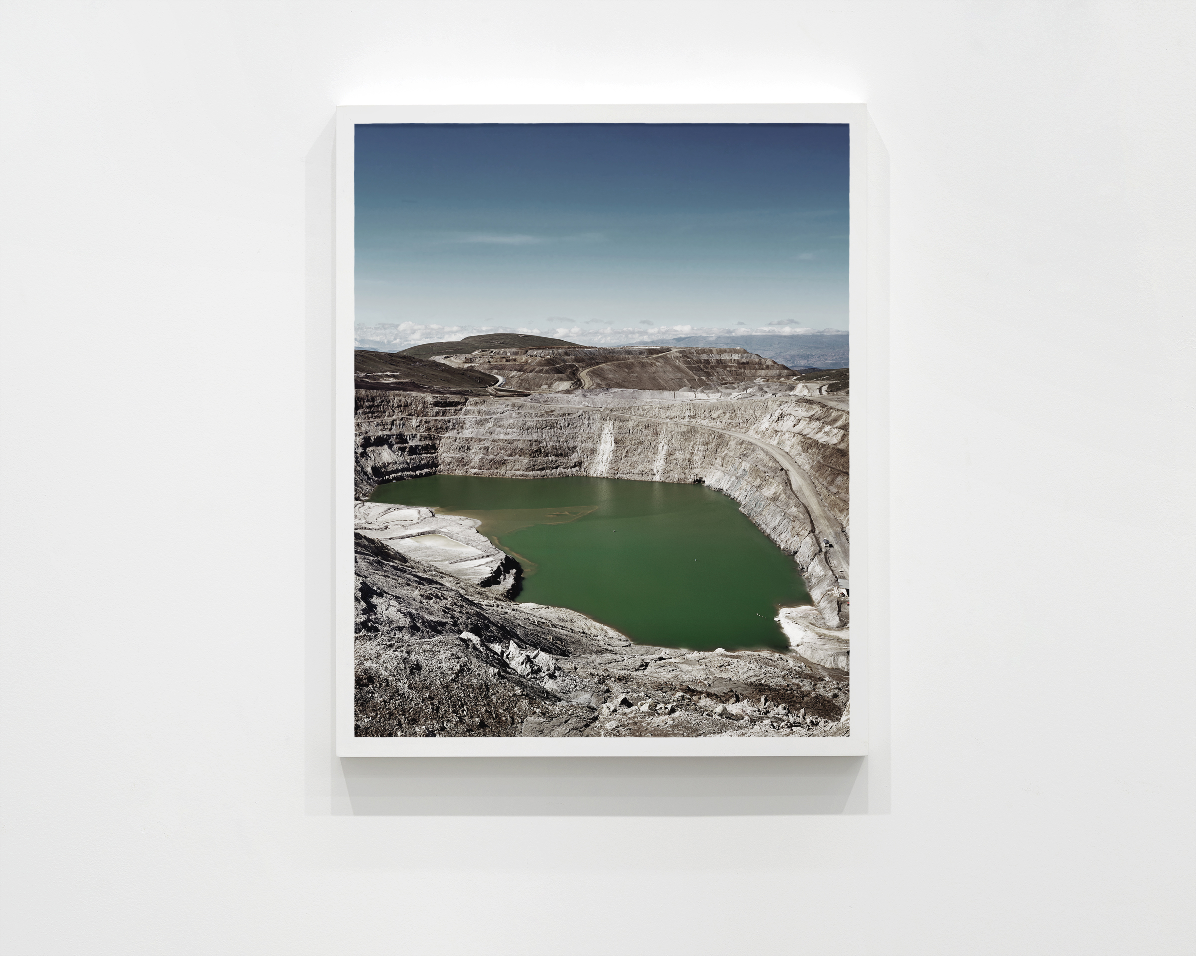 """Maqui Maqui Pit"", 2008  30 x 20 in (76.2 x 60.96 cm)"