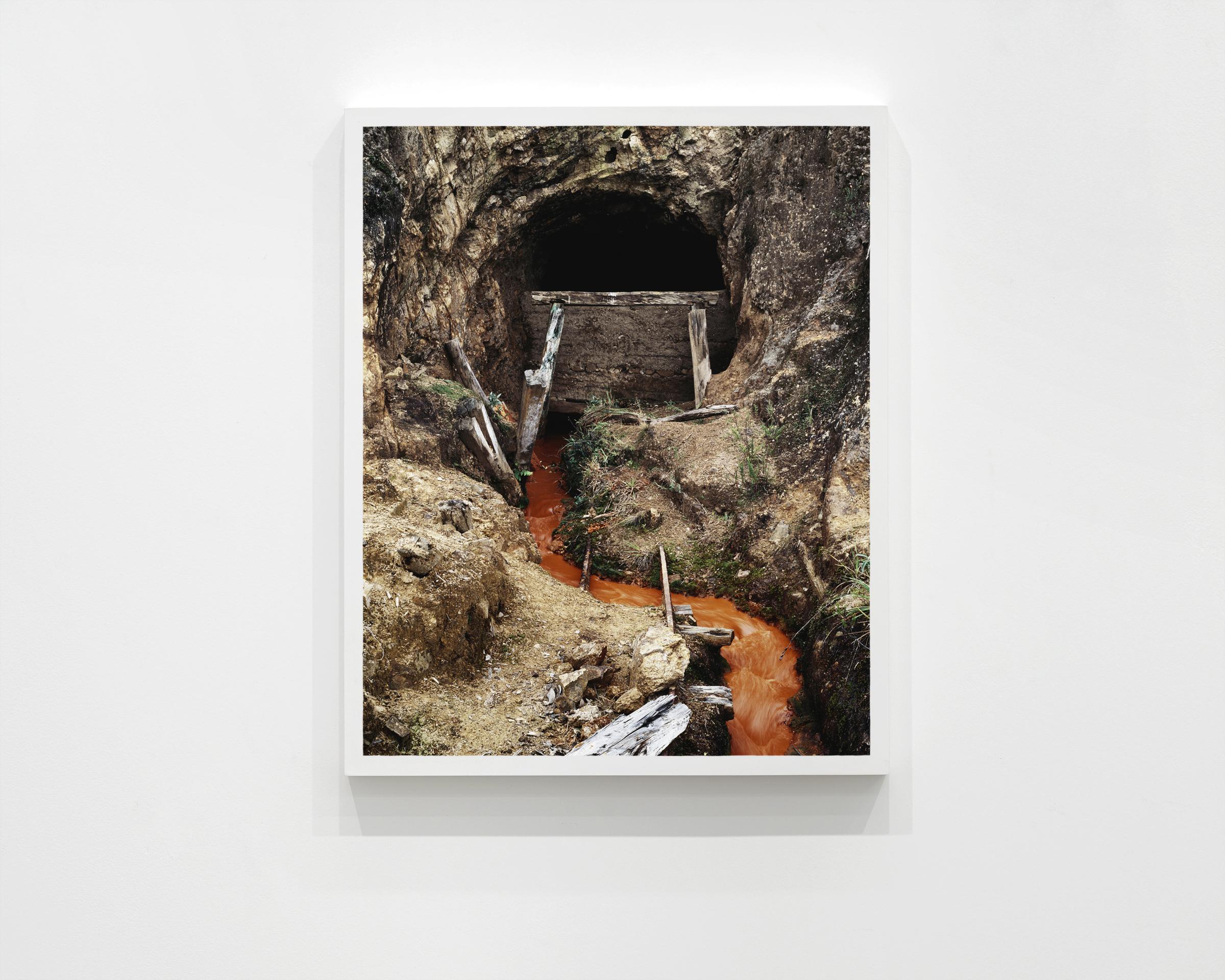 """""""Michiquillay"""", 2008  30 x 24 in (76.2 x 60.96 cm)"""