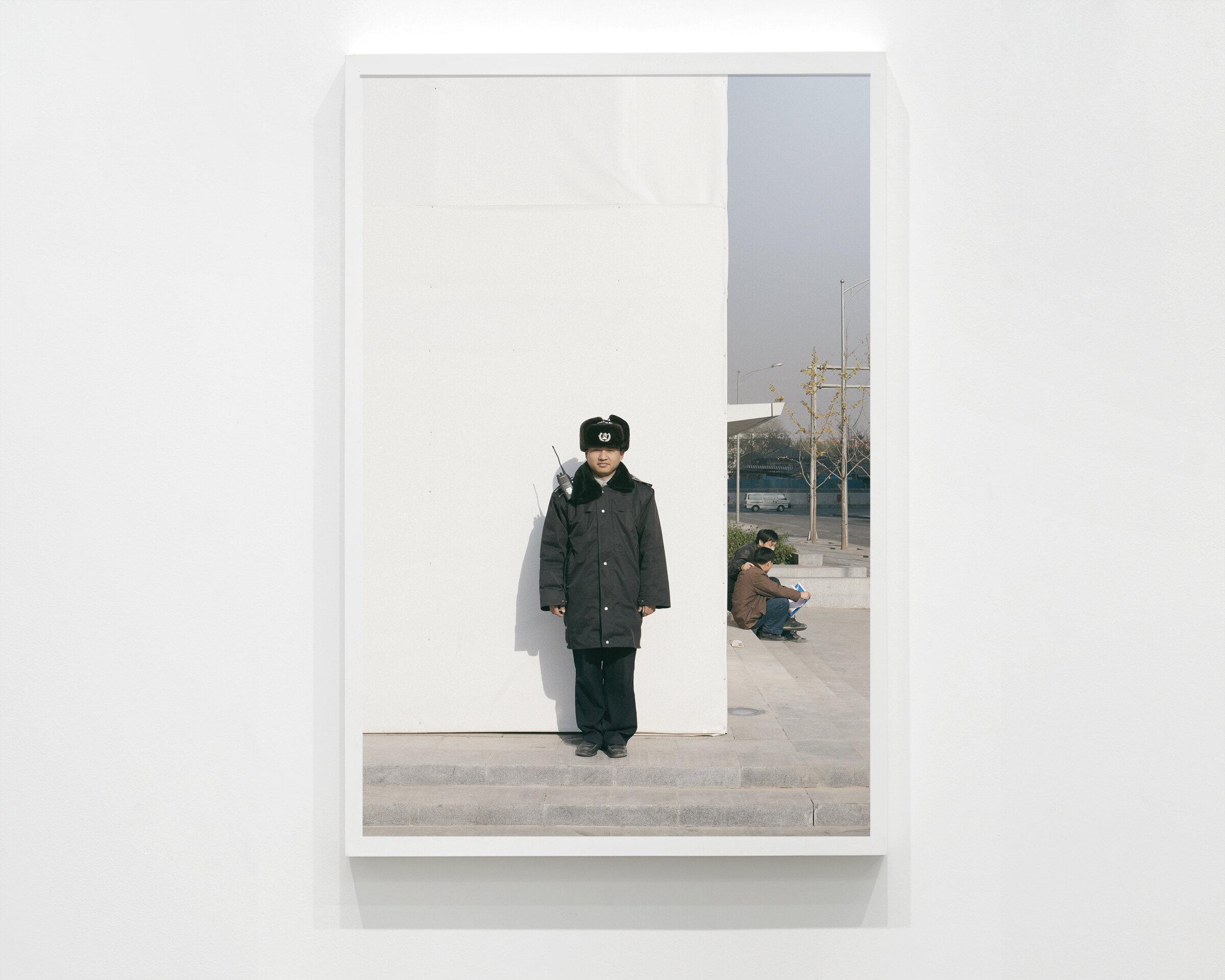 Pacific Distance (Beijing #1), 2009  36 x 24 in (91.44 x 60.96 cm)