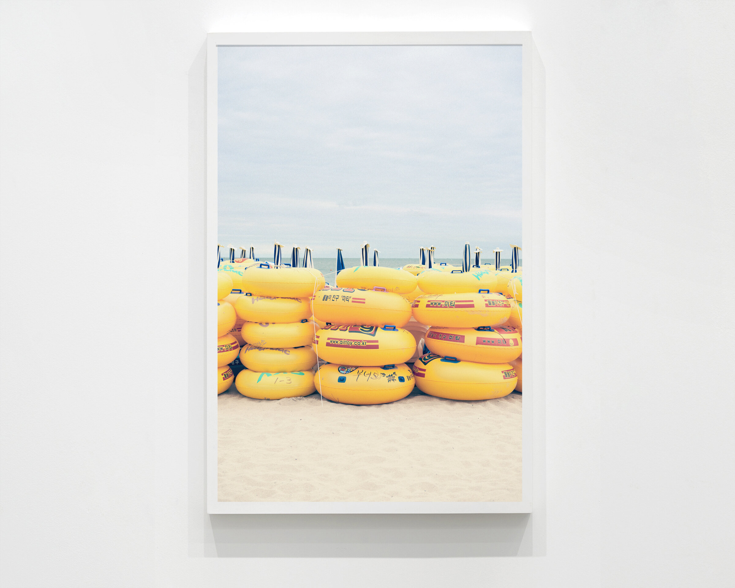 Pacific Distance (Busan #1), 2009  36 x 24 in (91.44 x 60.96 cm)