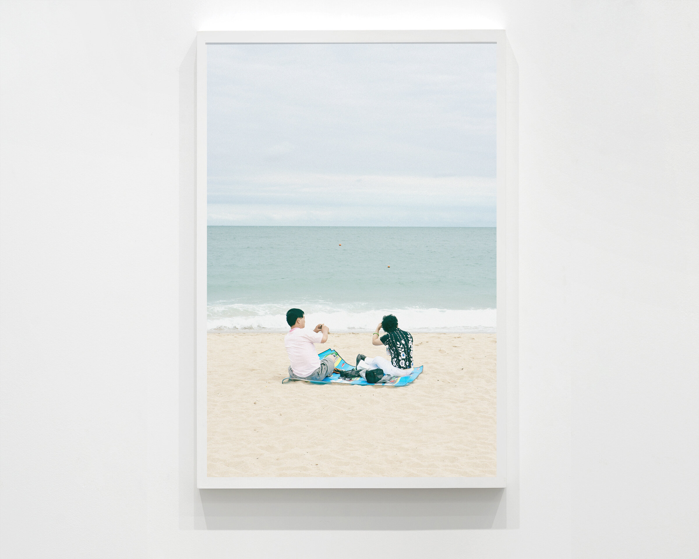 Pacific Distance (Busan #2), 2009  36 x 24 in (91.44 x 60.96 cm)