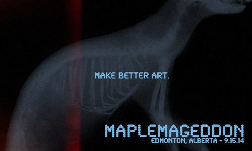 Edmonton, Alberta! September 15th.   Click the image to register.