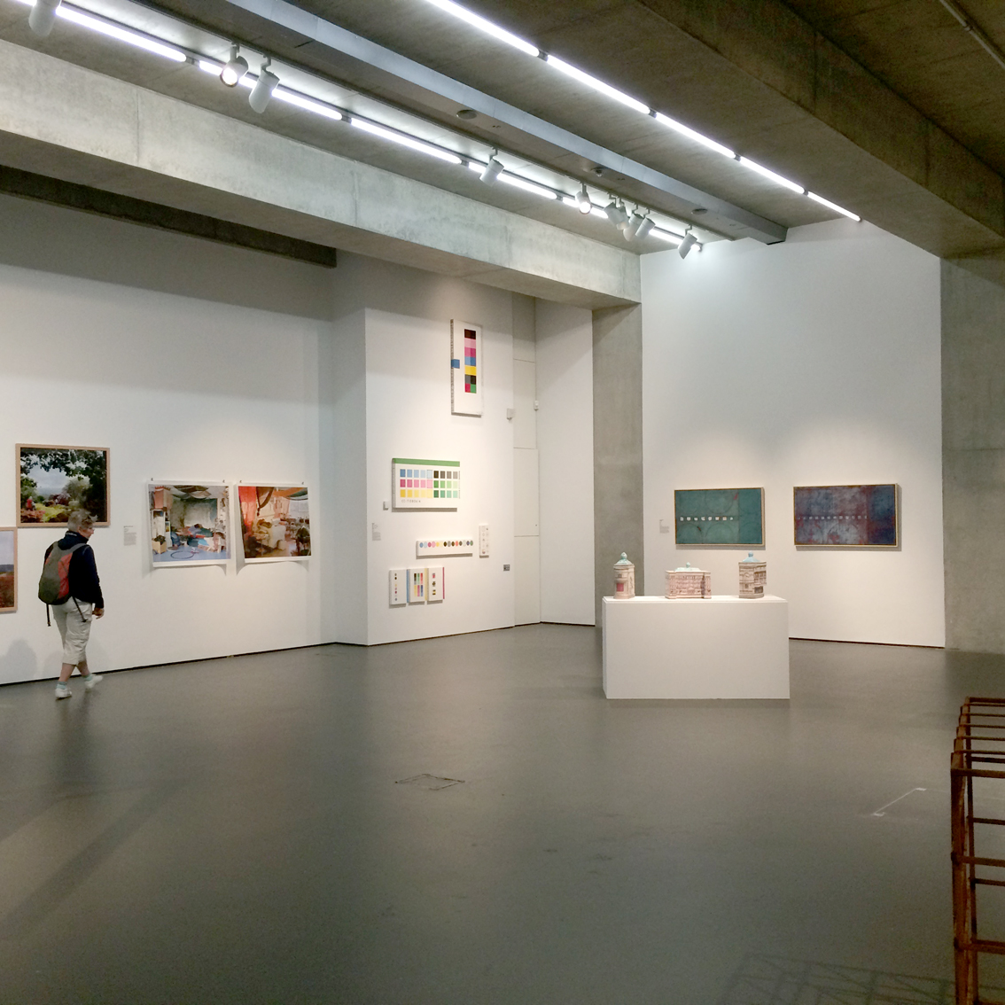 East Sussex Open    Picture: Ground floor Gallery towner. Eastbourne