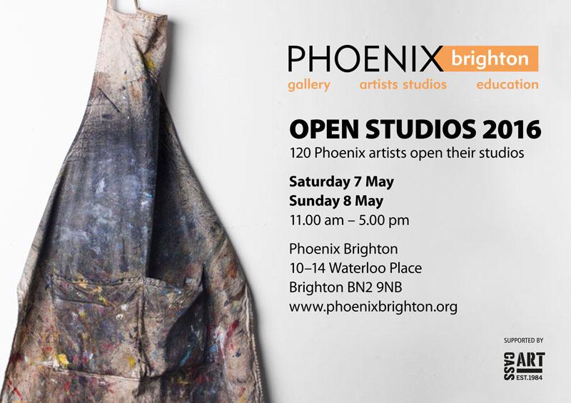 Phoenix Brighton Open Studios