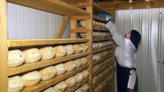 British Cheeses: London's Neals Yard Dairy shows what British cheese is all about