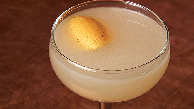 Jim Meehan's 'The Paddington' cocktail