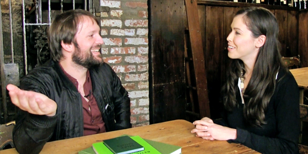 Rene Redzepi Talks 'Journals'
