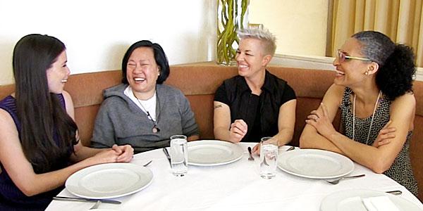 Women in Restaurants